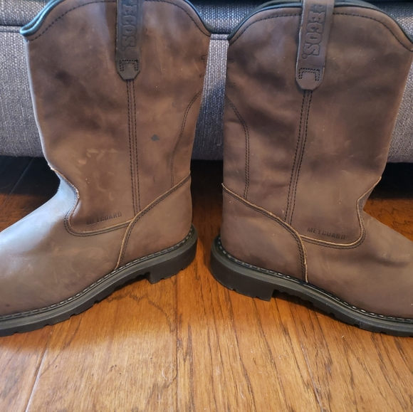 Safety Toe Red Wing Boots   Poshmark